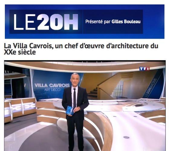 La Villa sur TF1