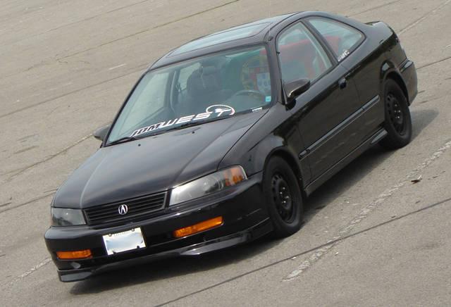 Honda Civic VI, coupe, domani conversion