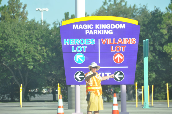 Magic Kingdom Parking Lot Names Magic Kingdom Parking Lot