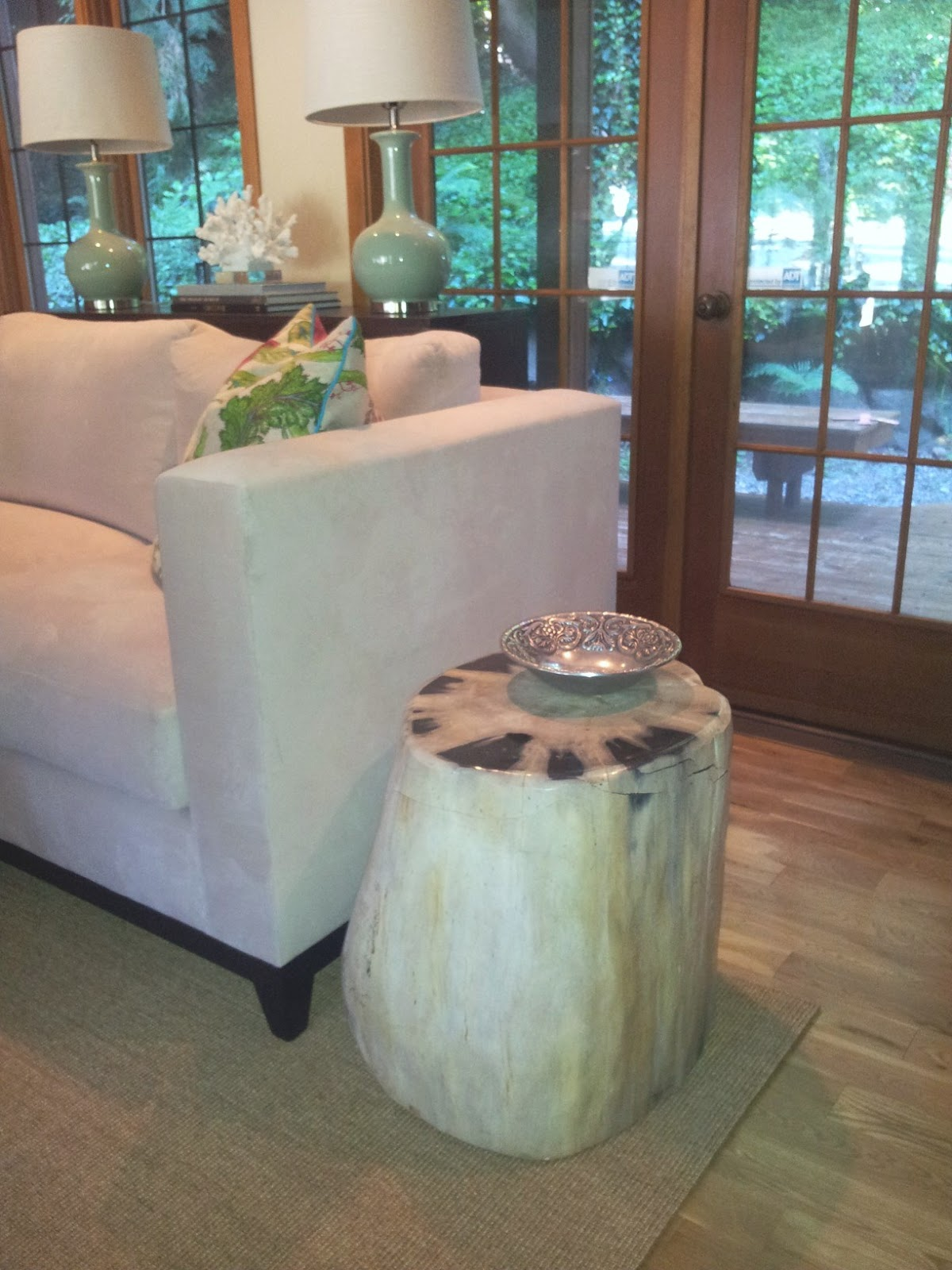 Here are a few other petrified wood products that I think are  title=
