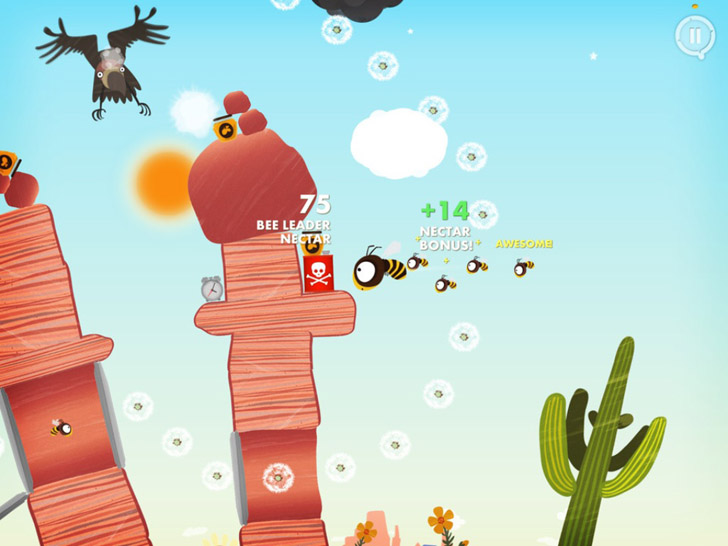Bee Leader Free App Game By Flightless