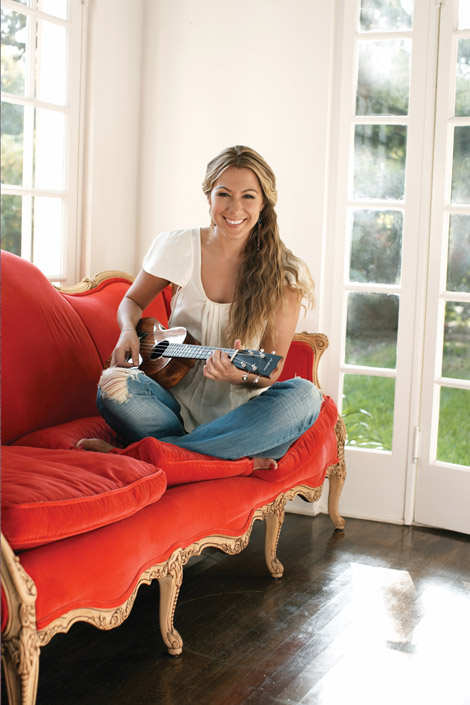 if you guys love christmas music i recommend her new cd christmas in the sand so good - Colbie Caillat Christmas