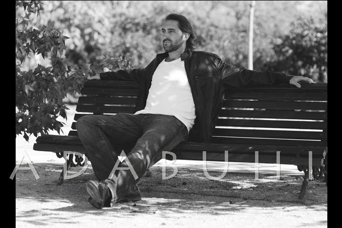 Model: Jorge Salamanca