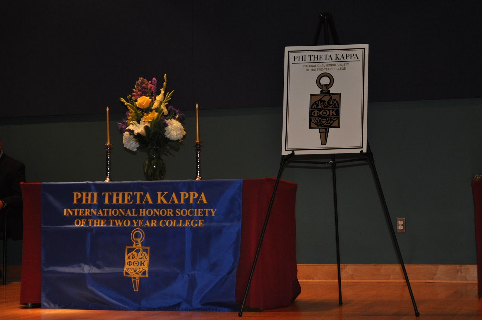phi theta kappa and kappa honor
