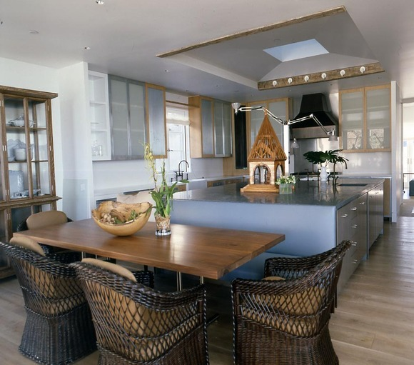 Industrial Kitchen Auctions: Auction Decorating: Architectural Models Are Tres Chic
