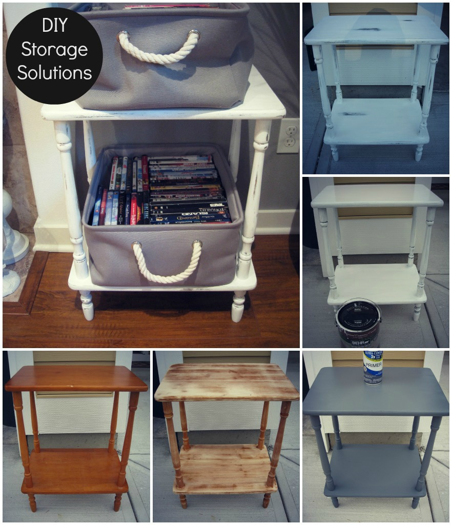 Easy Storage Solutions Storage Ideas For Small Spaces
