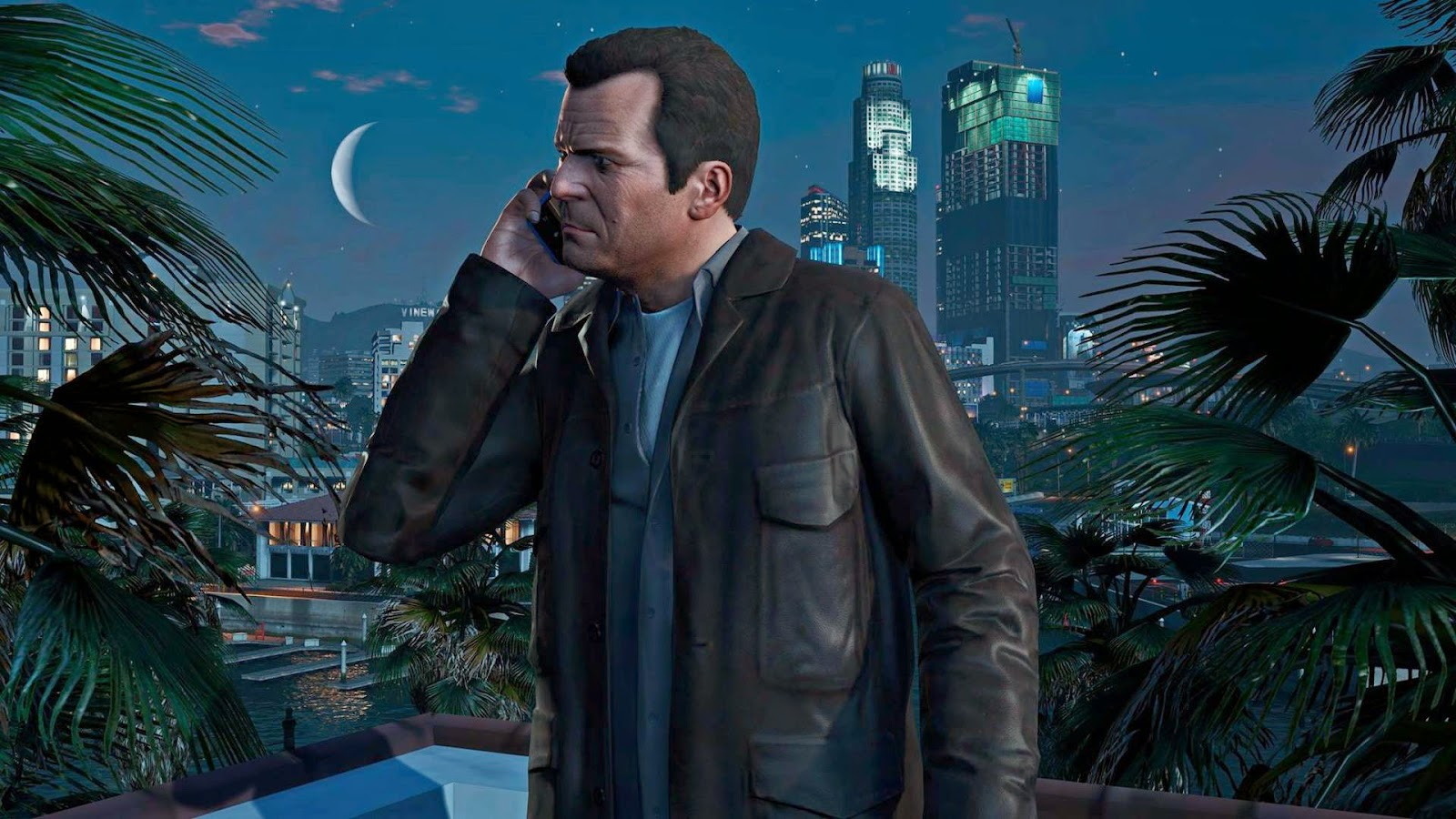V - Novas Imagens Incríveis do GTA V PC