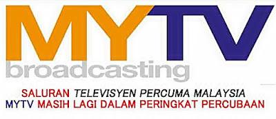 TV Digital baru dari MYTV Broadcasting
