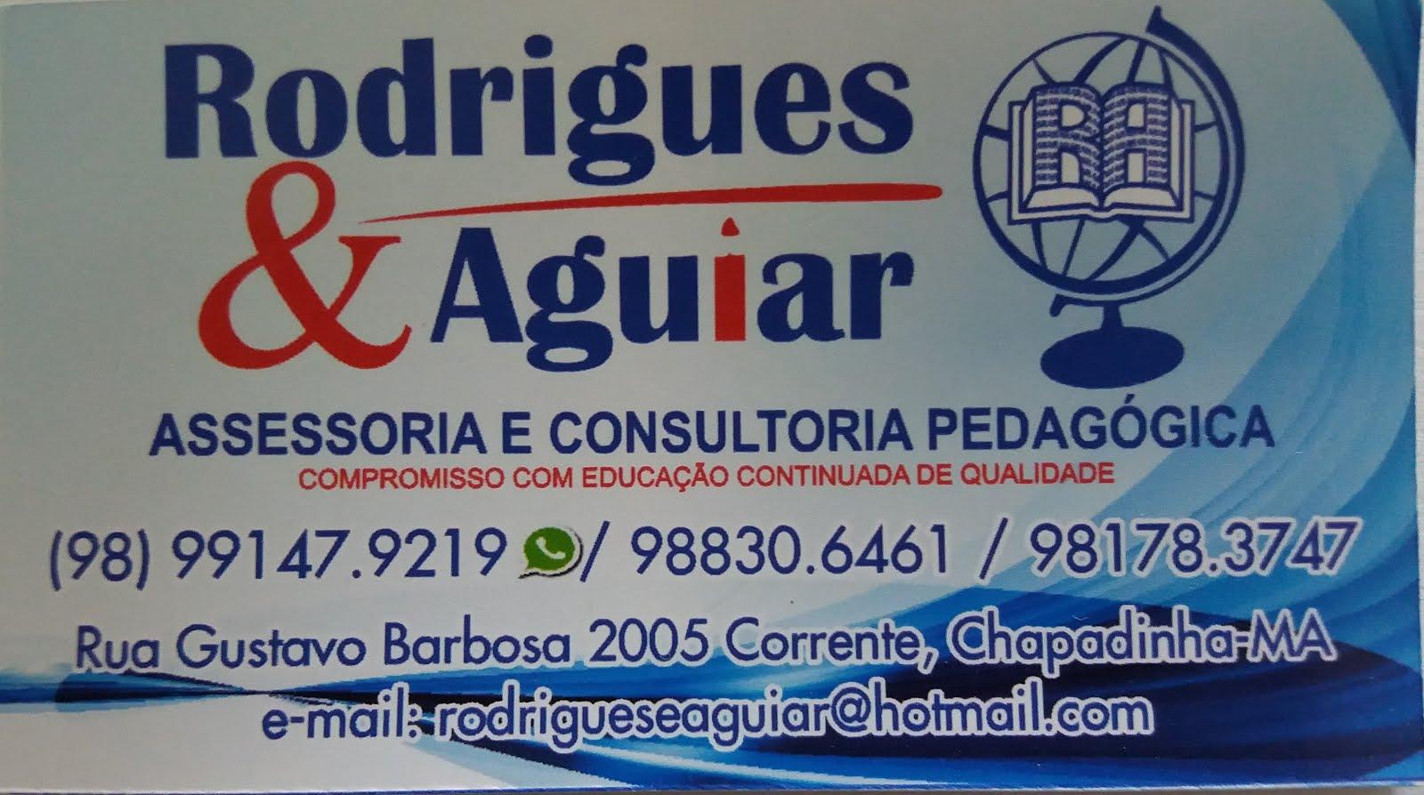 ASSESSORIA E CONSULTORIA PEDAGOGICA