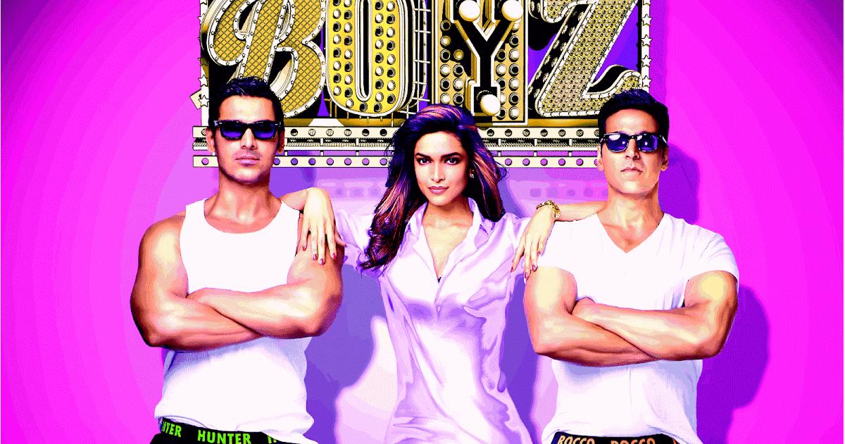 Bolly Fun Place: Desi Boyz Movie Poster-Akshay Kumar, John ...