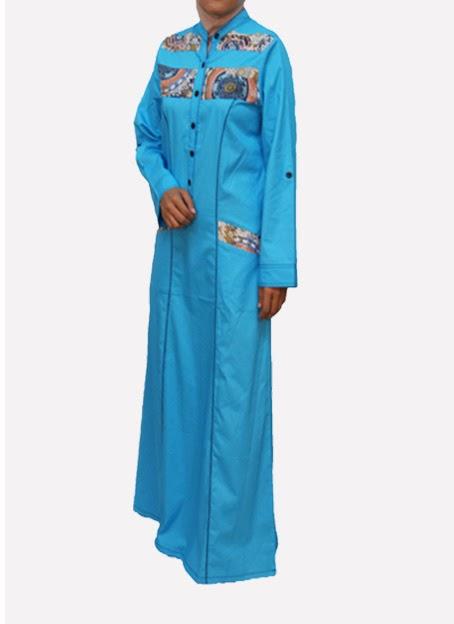 jubah muslimah,jubah muslimah colourblock,jubah dewasa,jubah cotton