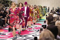 Burberry Prorsum's Latest Collection