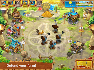 Farm Frenzy: Viking Heroes android Game ,