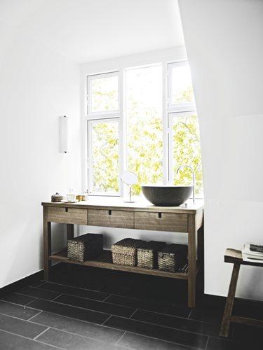 Ã¥pent hus: inspirasjon til badet / bathroom inspiration