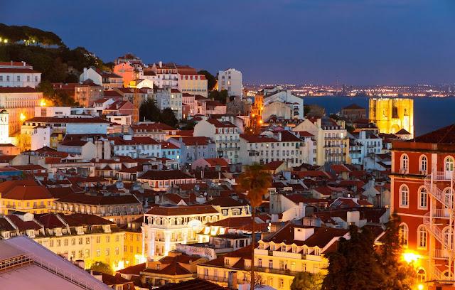 Viajar em trem de Paris a Lisboa