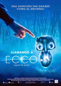 ver Tierra a Ecco / Earth to Echo / Llamando a Ecco / 2014