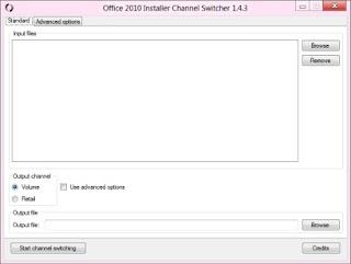 Office 2010 installer channel switcher 1 4 3 taringa - Installer office 2010 sur windows 8 1 ...