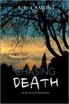 http://www.amazon.com/Chasing-Death-K-E-Lamont/dp/1495451720/ref=sr_1_1?ie=UTF8&qid=1420214110&sr=8-1&keywords=chasing+death