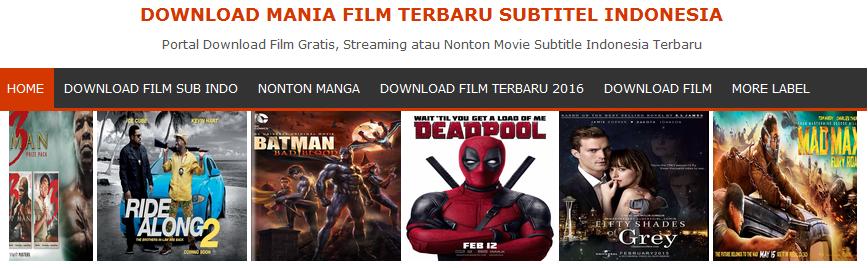 Nonton Deadpool 2016 Indonesia Subtitle