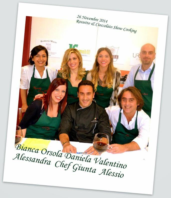 Seguitemi ed incoraggiatemi su Rossetto & Cioccolato Show Cooking