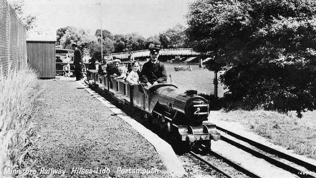 Hilsea Miniature Railway
