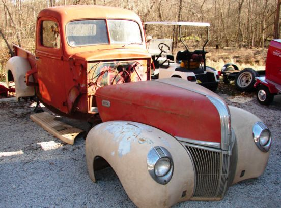 project hot rods for sale