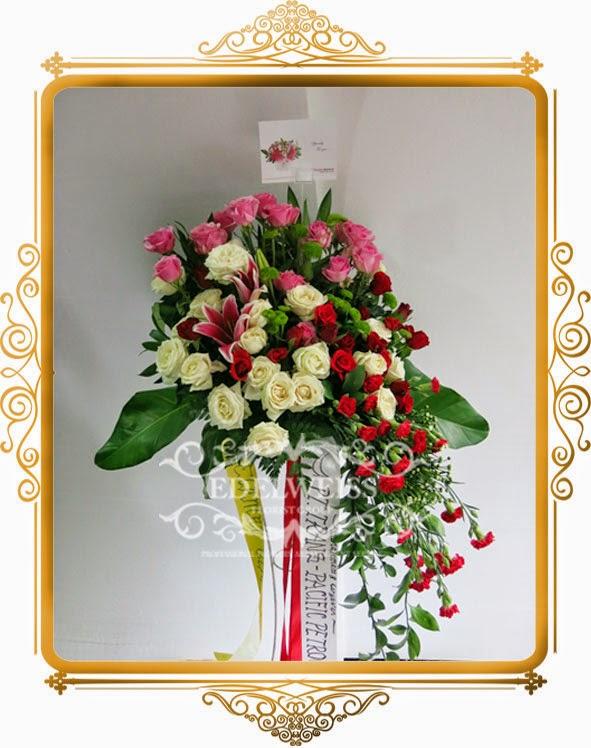 bunga ucapan ulang tahun anniversary