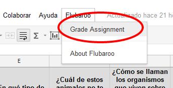 Tag google en Educación de Costa Rica Flubaroo07