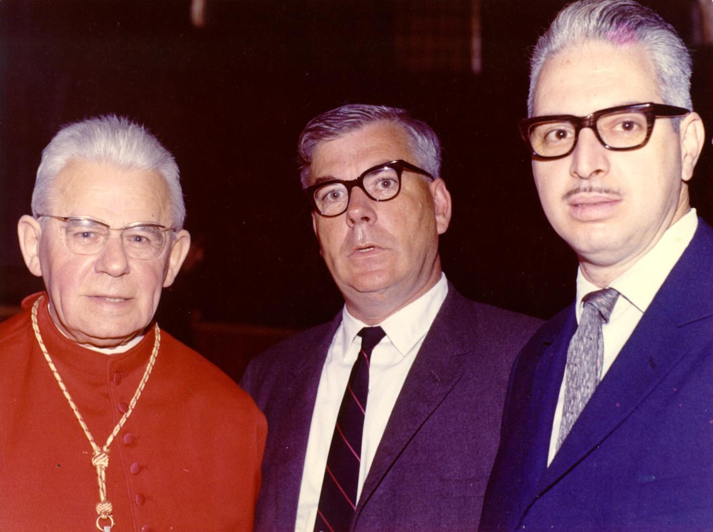 Cardijn at Vatican II