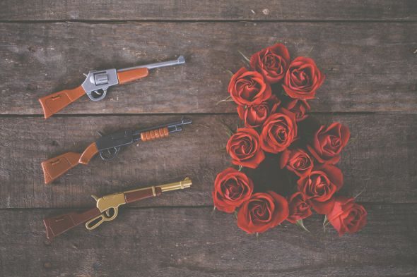 Emily Blincoe photography funny this and that ampersand Guns and roses
