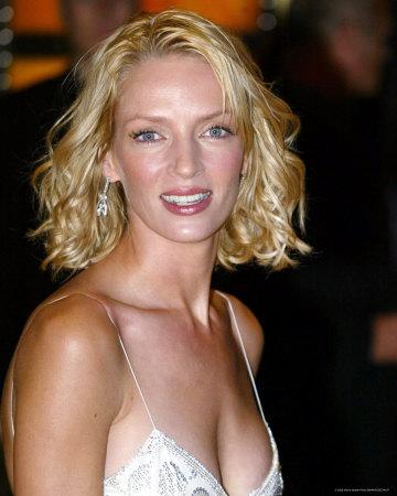 Celebrity Popular Hollywood Sexy Actress Uma Thurman Hot Pics
