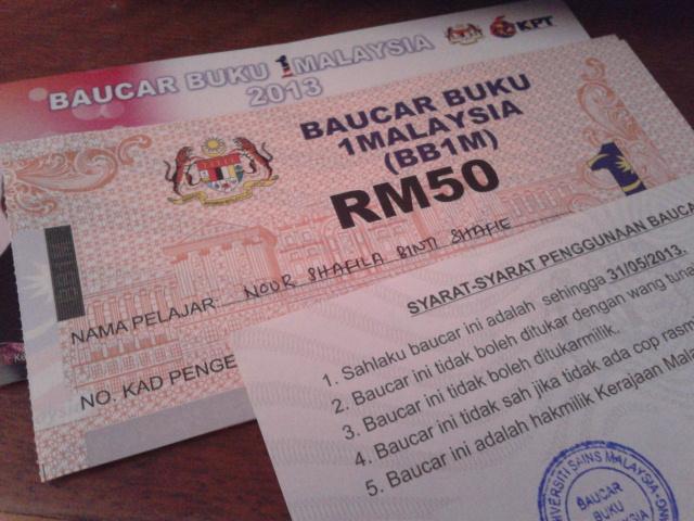 Baucar Buku 1 Malaysia (BB1M)