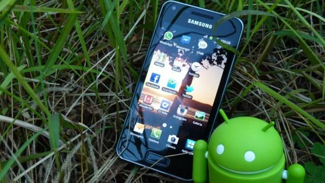 Samsung Galaxy S II Lite Android