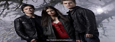 Couverture facebook vampire diaries