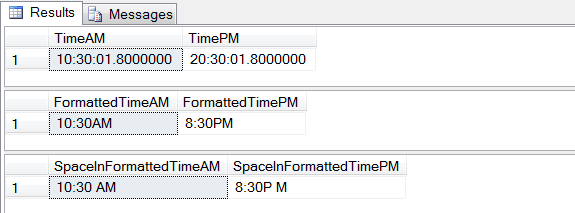 T-sql date format in Melbourne