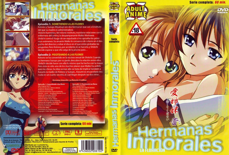 Nombre Immoral Sisters Iii Blossoming Genero Hentai Tipo Mp Ligero