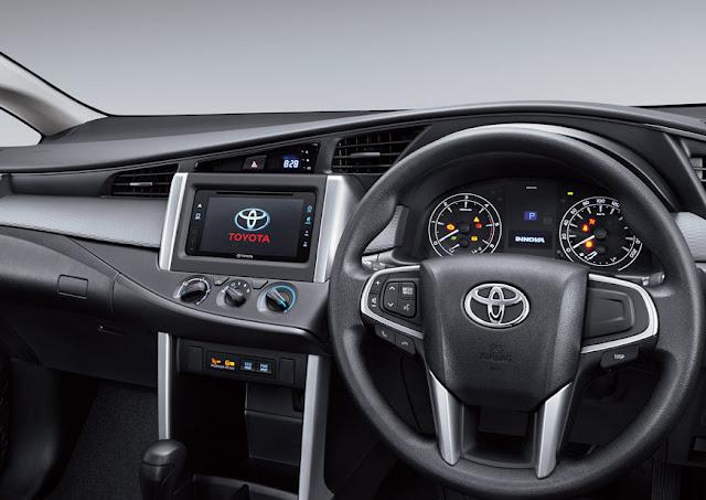 toyota-innova-interior 2016 டொயோட்டா இன்னோவா எம்பிவி கார் அறிமுகம் - Toyota Innova