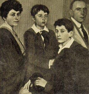 Antonio Discovolo - La mia famiglia