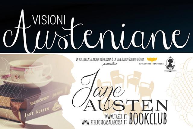 Jane Austen Book Club al cinema!