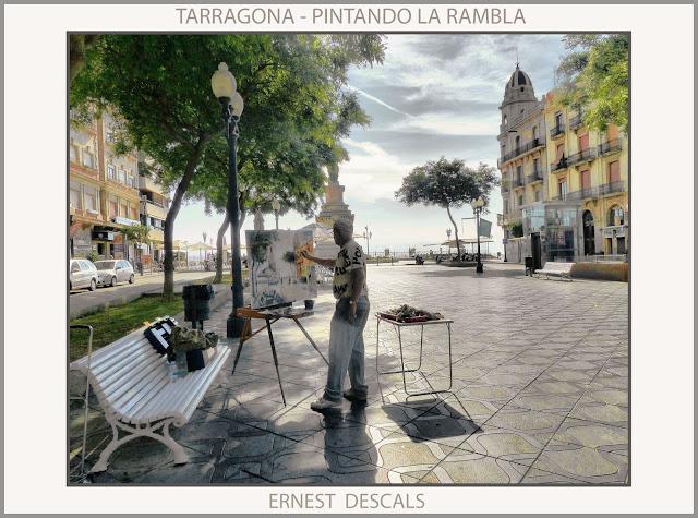 TARRAGONA-PINTURA-MODERNISME-RAMBLA-PINTURES-BALCÓ DEL MEDITERRANI-PAISATGES-FOTOS-ARTISTA-PINTOR-ERNEST DESCALS-