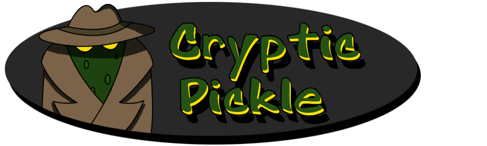 Cryptic Pickle