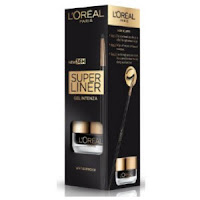 Buy L'Oreal Paris Super Liner Gel Intenza 36H, Profound Black, 2.8g at Rs. 467