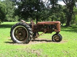 Farmall Tractor