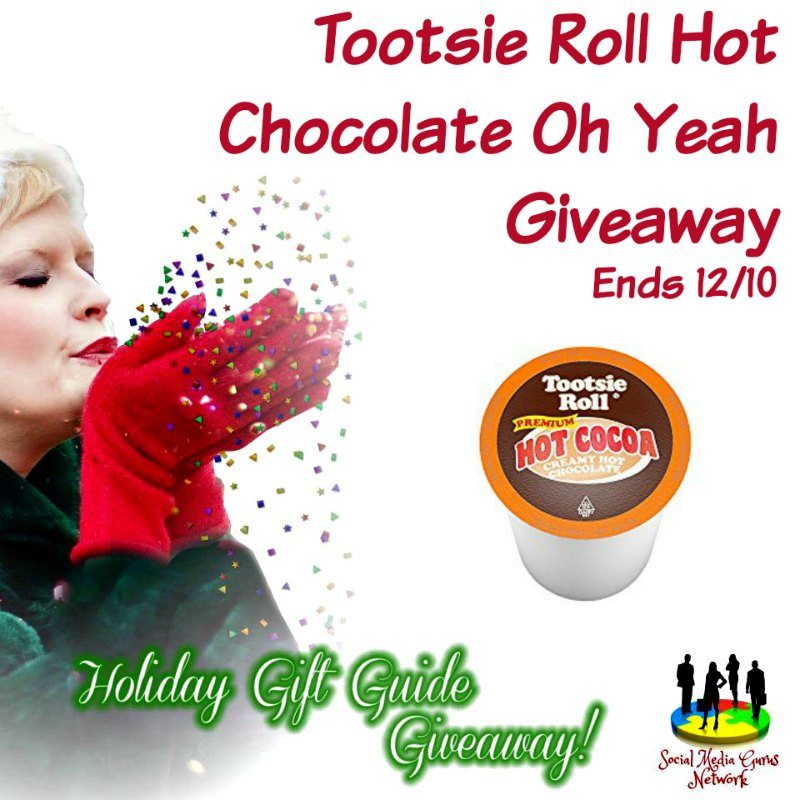 Tootsie Roll Hot Cocoa Giveaway