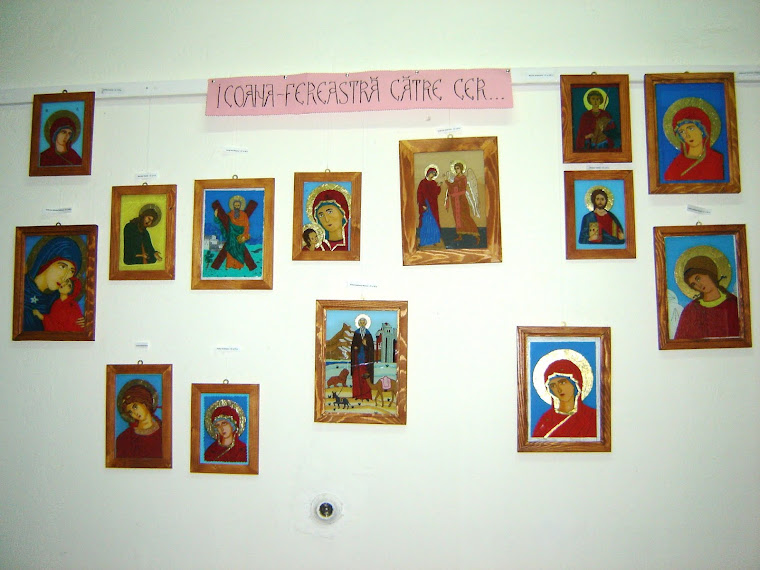 Expoziție 2013: Icoana - fereastră către Cer