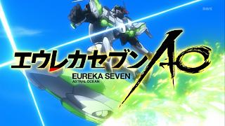 Eureka Seven AO Nirvash
