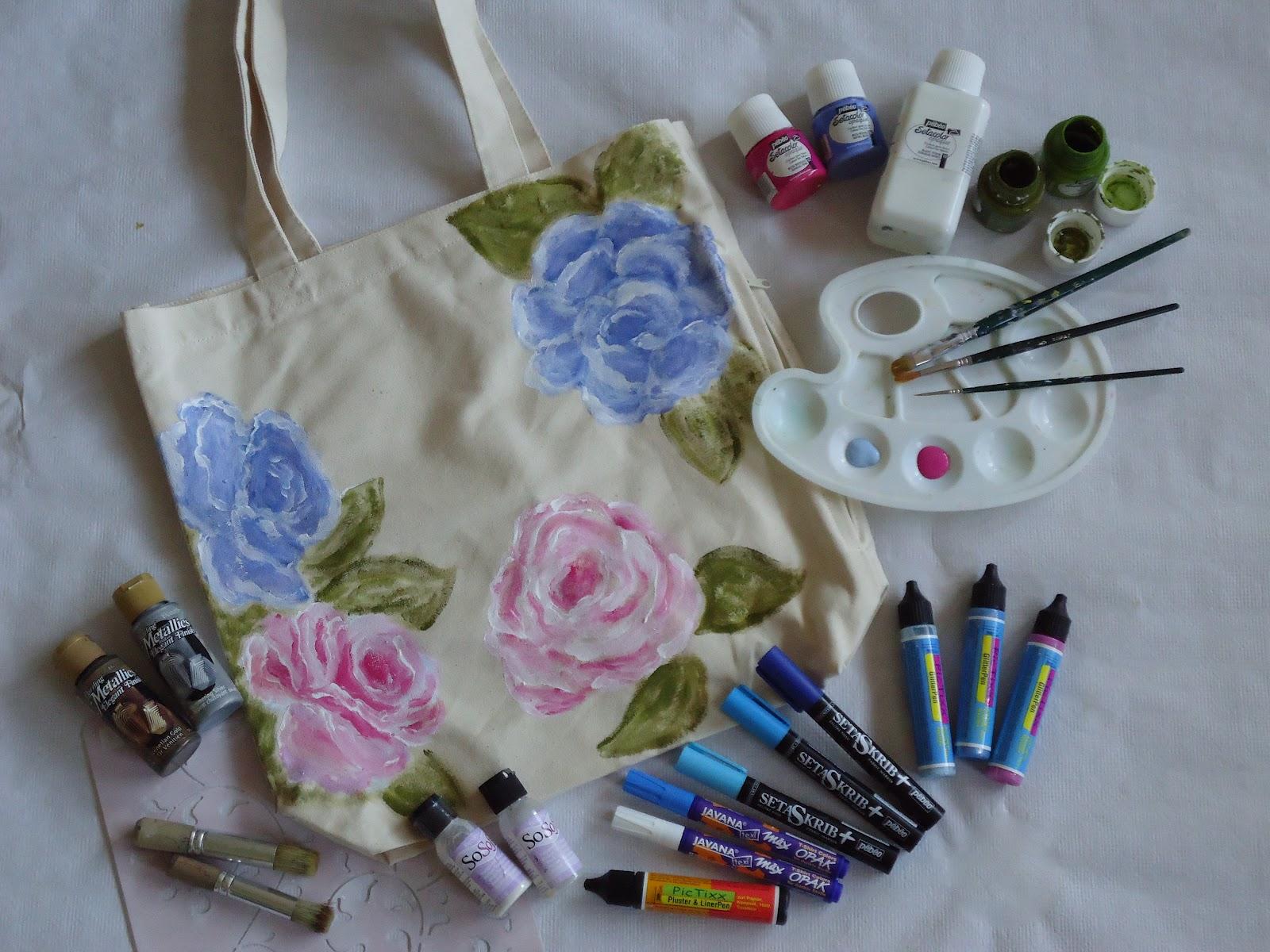 Clases pinturas y materiales para pintar en tela y seda - Como pintar sobre tela ...