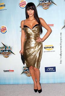 Kim Kardashian Show Bra