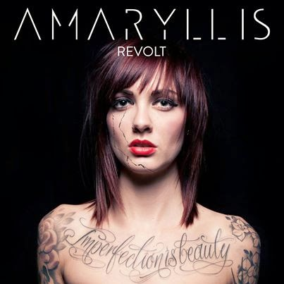 Amaryllis new EP The Revolt