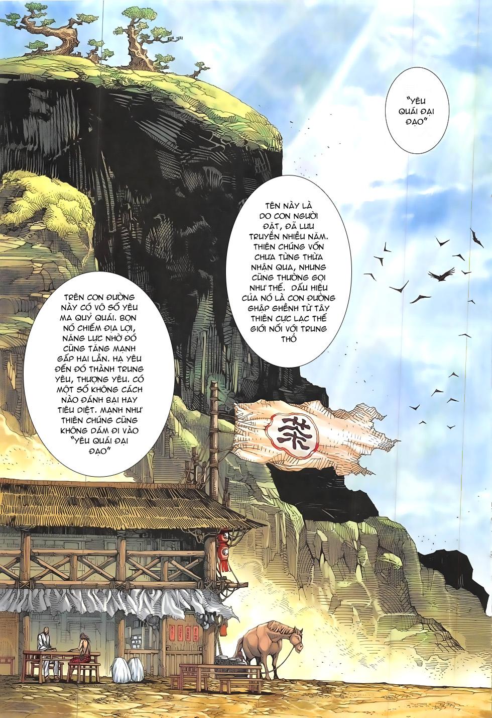 Tây Du chap 10 Trang 17 - Mangak.info